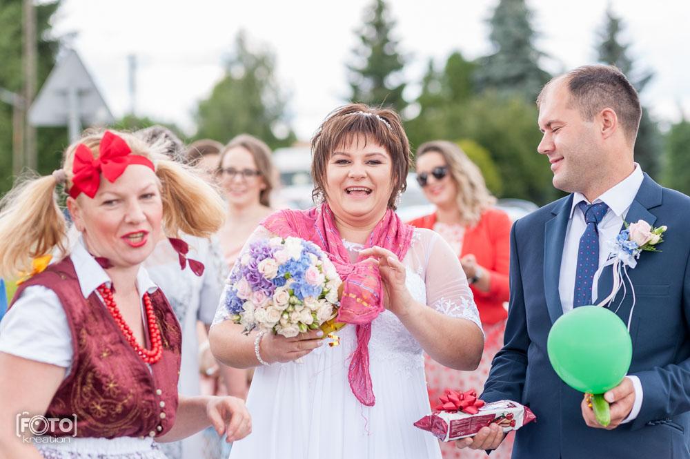 Zdjęcia z przygotowań ślubnych