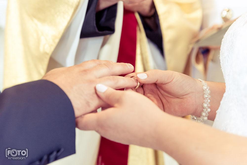Przysięga małżeńska - fotografie
