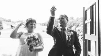 Fotografia reprtażowa z wesela