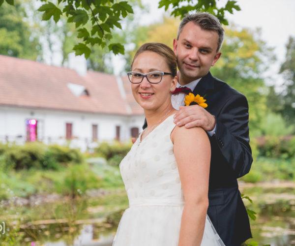 Plener ślubny - Krosno