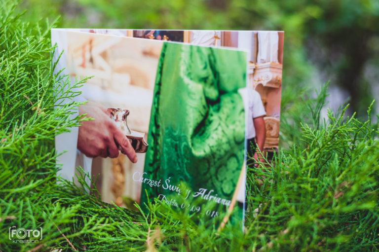 Fotokarta - pamiątka chrztu świętego