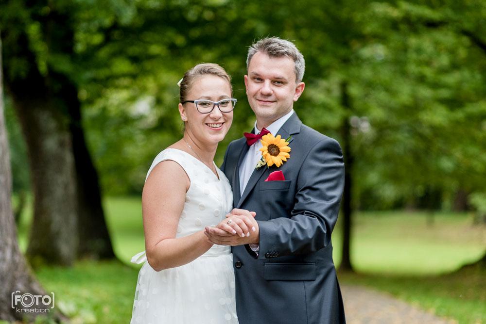 Kasia & Bartek - zdjęcia ze ślubu Krosno