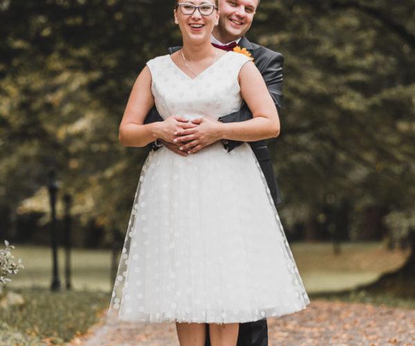 Plener ślubny w Krośnie