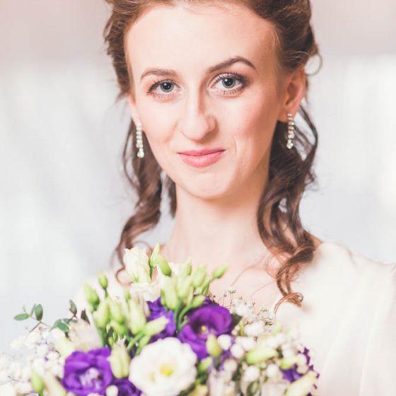 Portret Pani Młodej - Krosno