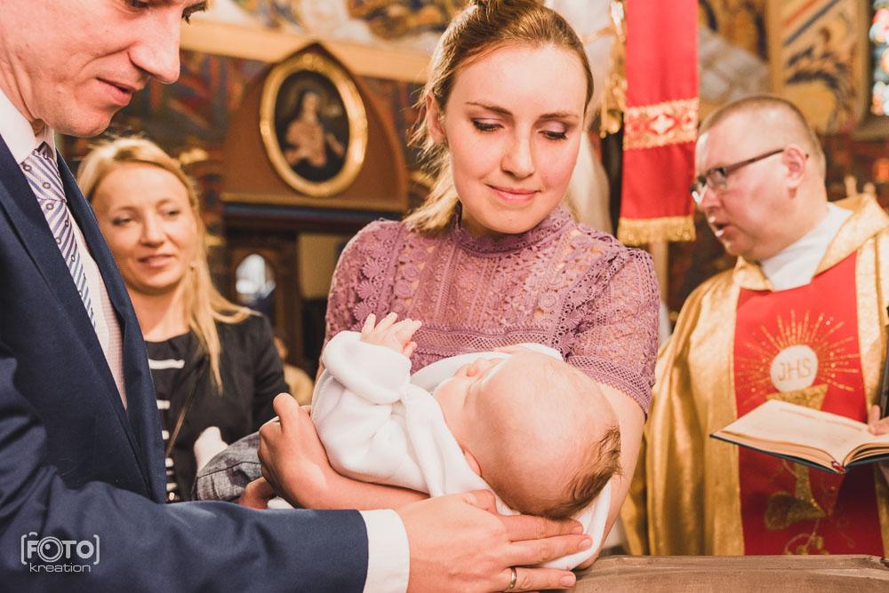 Zdjęcia z chrztu - Rzeszów 2019