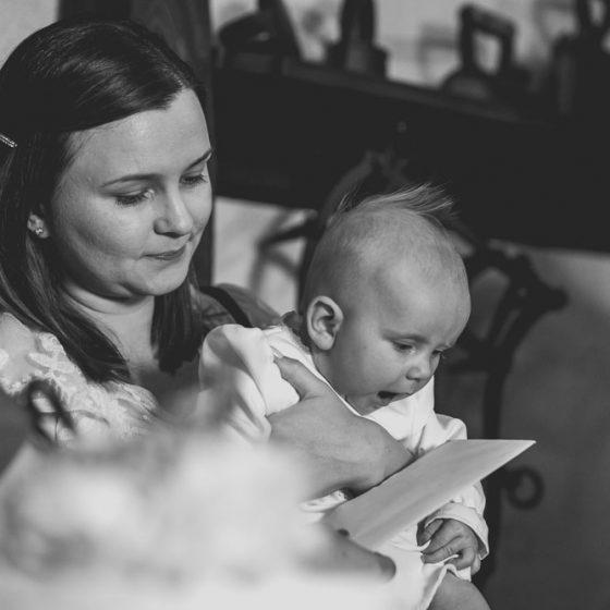 Reportaż z chrztu świętego - Rymanów