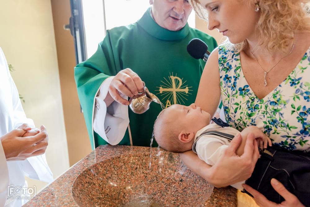 Zdjęcia chrzcielne - Rzeszów